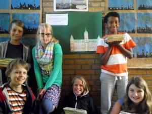 Klasse 4f Fridtjof-Nansen Schule